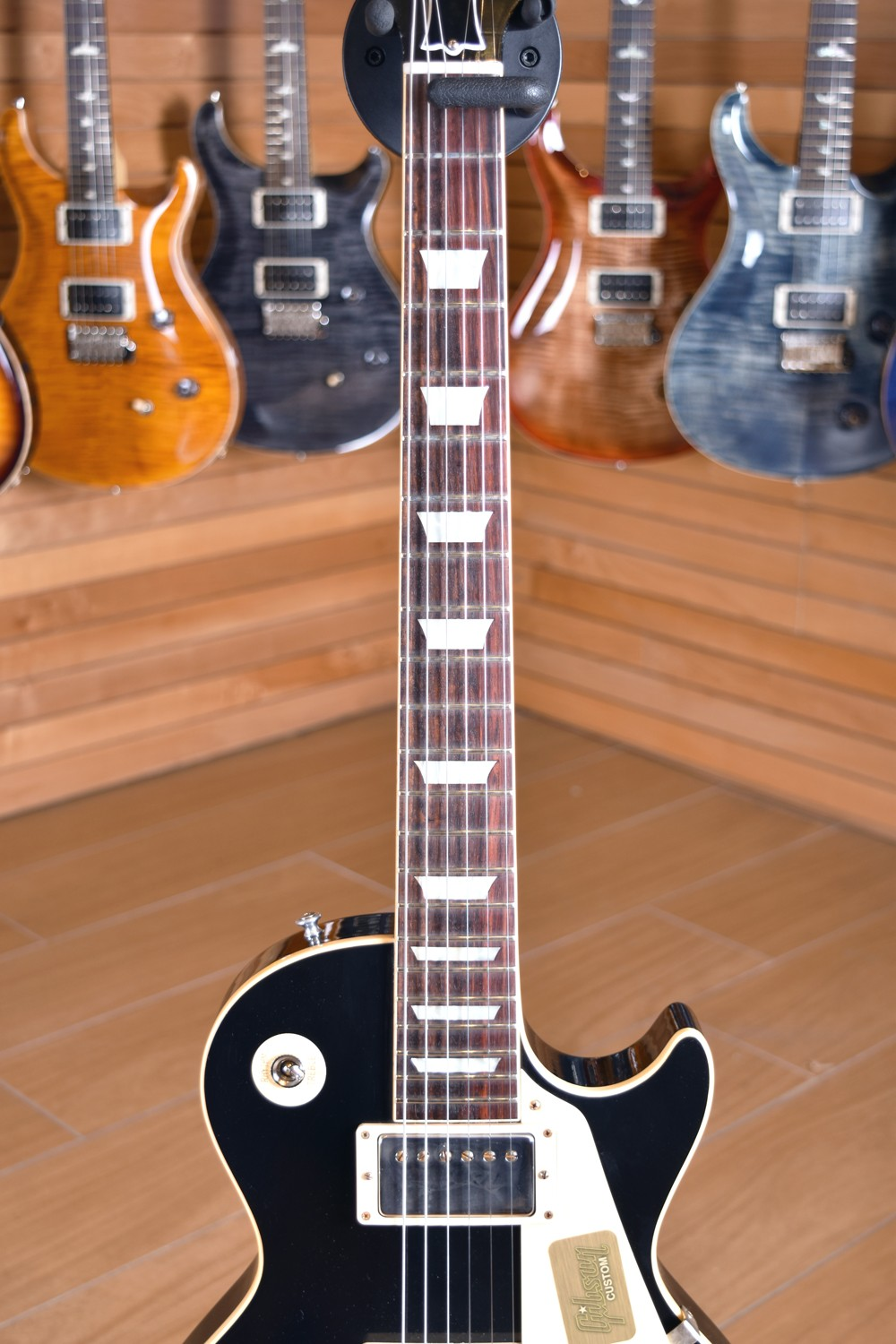 Gibson Custom Shop 2017 Les Paul Standard Quot Painted Over