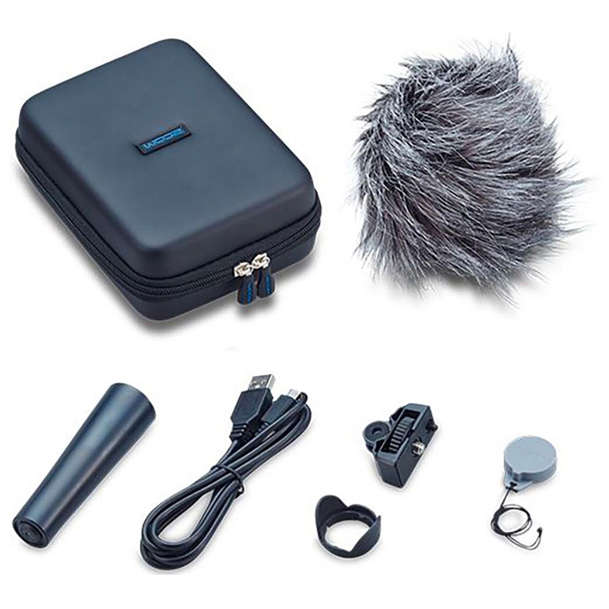 Zoom Apq 2n Kit Accessori Per Q2n Varie Accessori