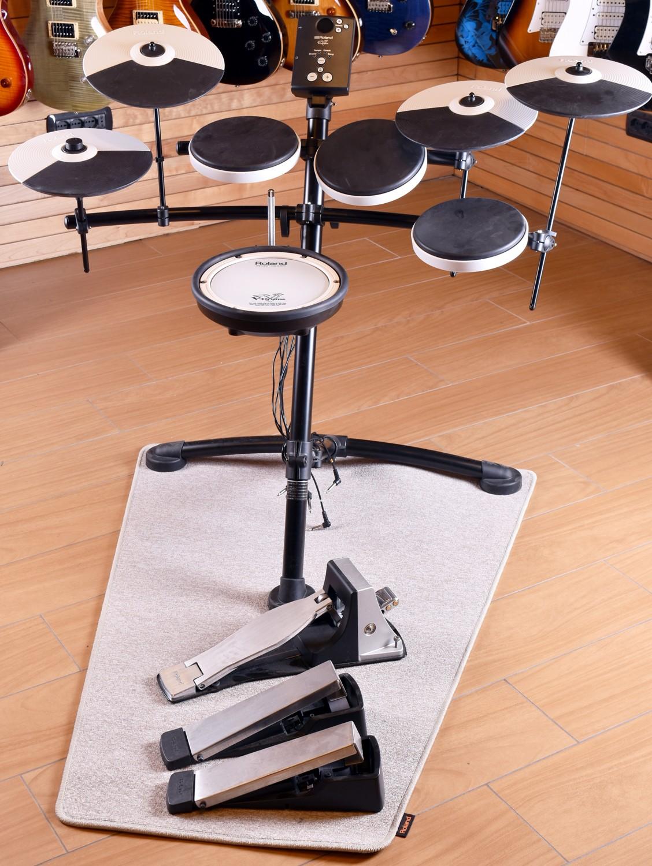 Roland TD-1KV V-Drums + Accessori Vari