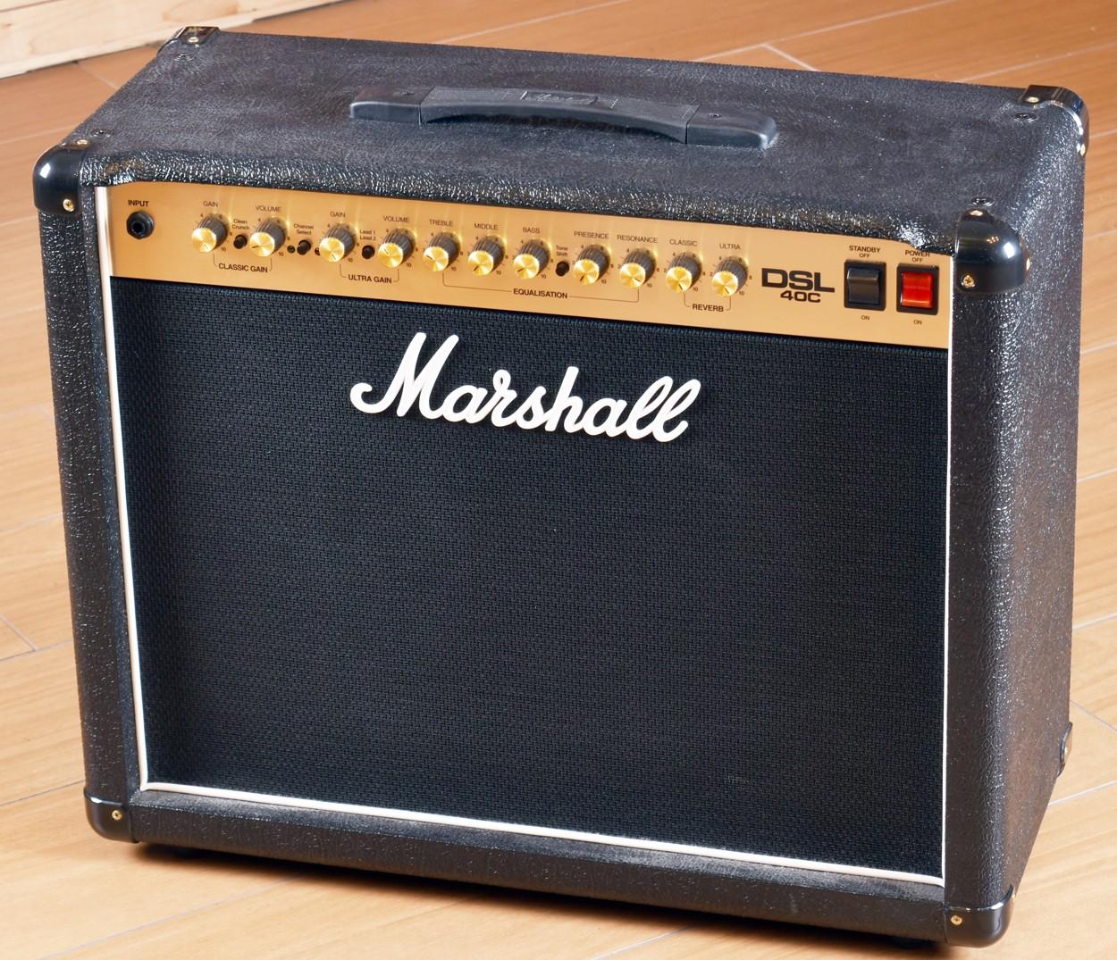 Marshall DSL40C Valve Combo
