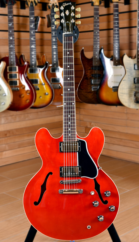 Gibson Memphis ES-335 Plain Cherry