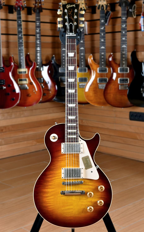 Gibson Custom Standard Historic 1958 Les Paul VOS Bourbon Burst 2016
