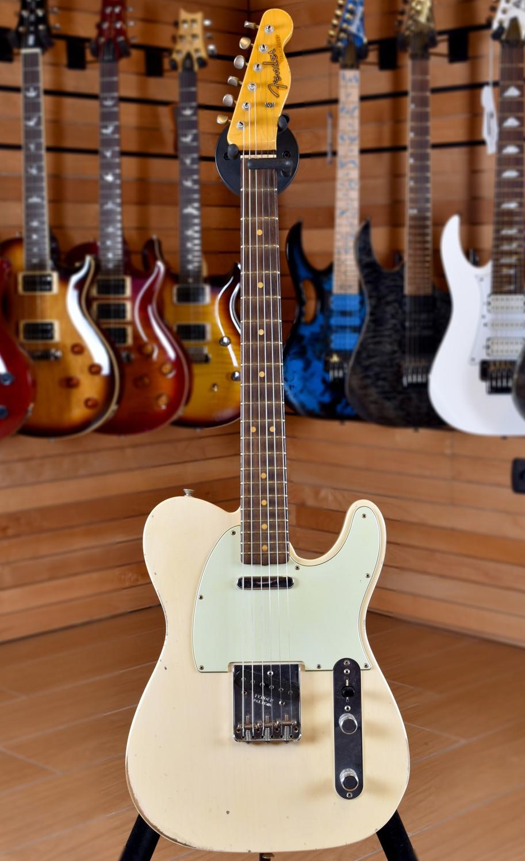 Fender Custom Shop Telecaster '63 Relic Vintage Blonde (DEMO)