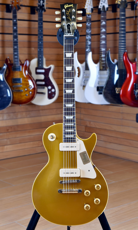 Gibson Custom True Historic 1956 Les Paul Gold Top Reissue