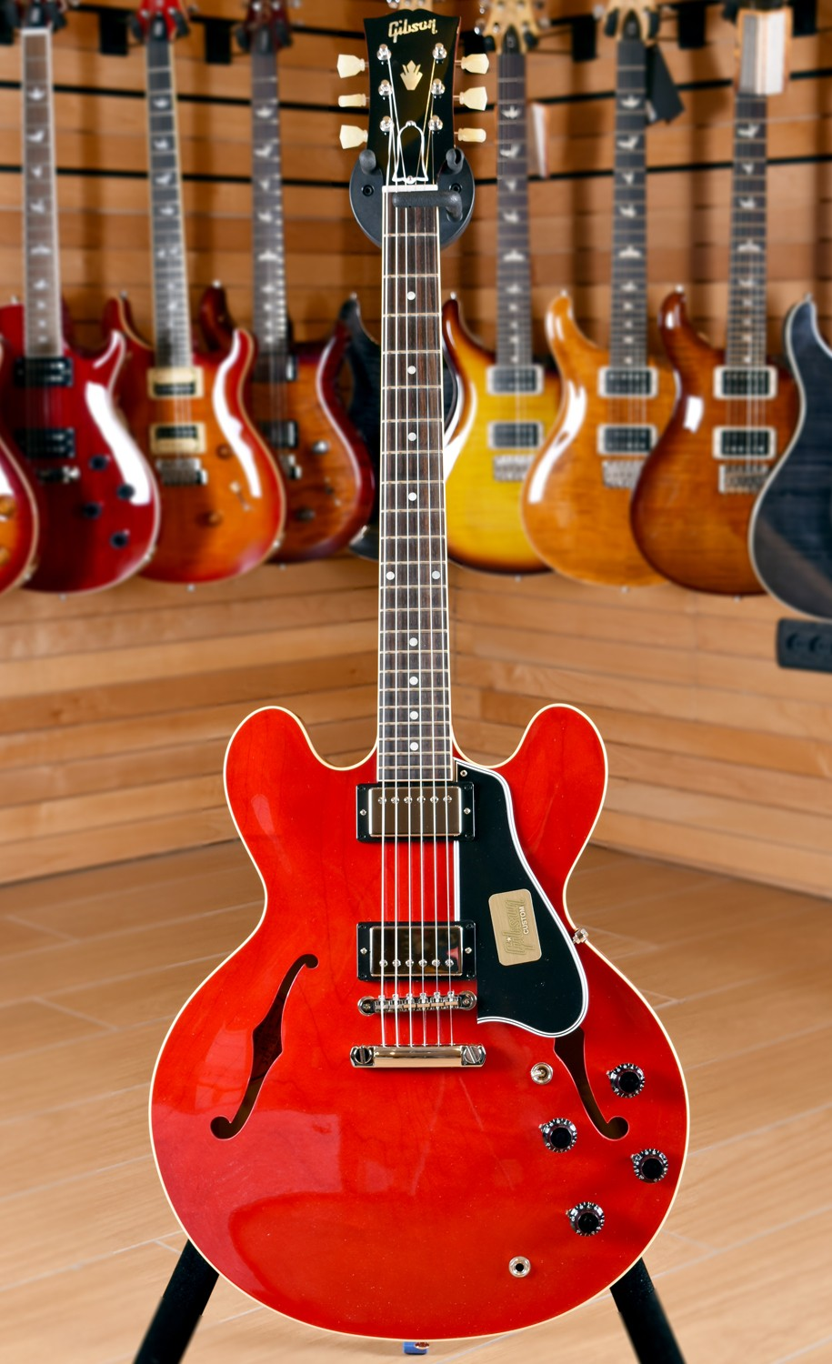 Gibson Custom Historic Collection ES-335 1959 Dot Plain Top Cherry