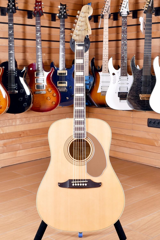 "Fender Elvis Presley Signature ""Kingman"" Natural"