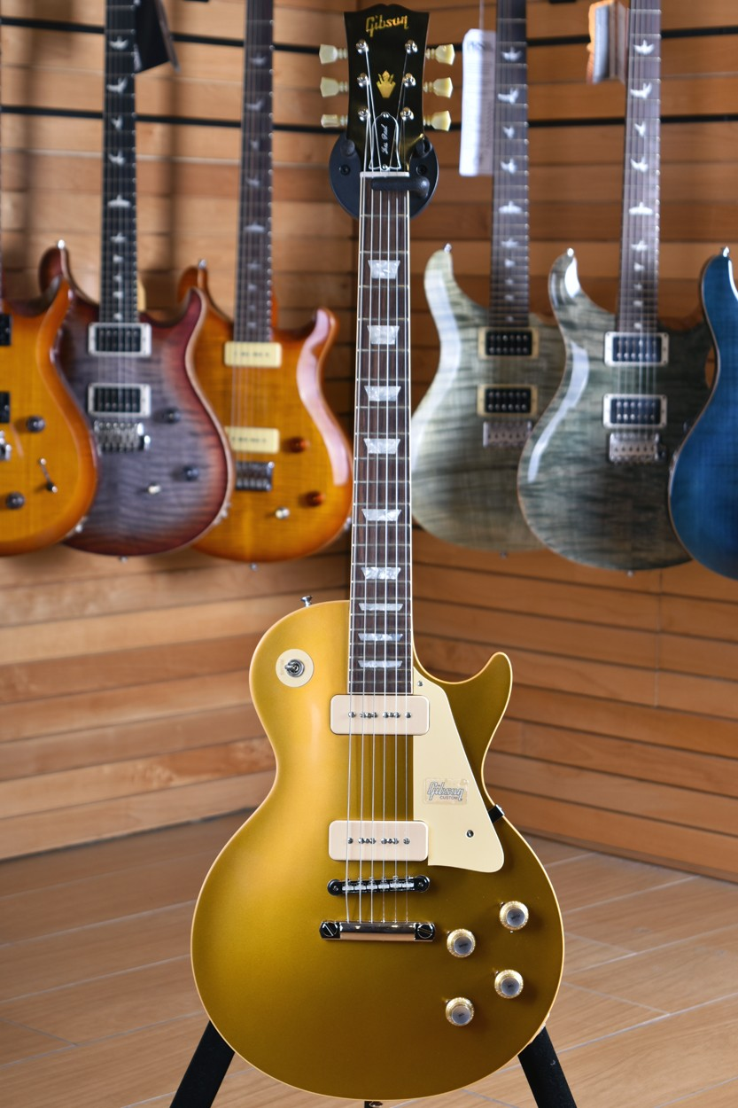 Gibson Custom Shop 50th Anniversary 1968 Les Paul Goldtop
