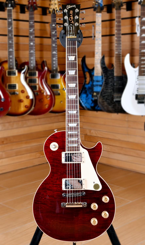 Gibson Les Paul Standard 2015 Sprint Run Wine Red Candy