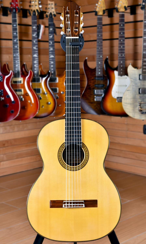 Kohno Guitars Sakurai Concert 20 R Matricola A1129A