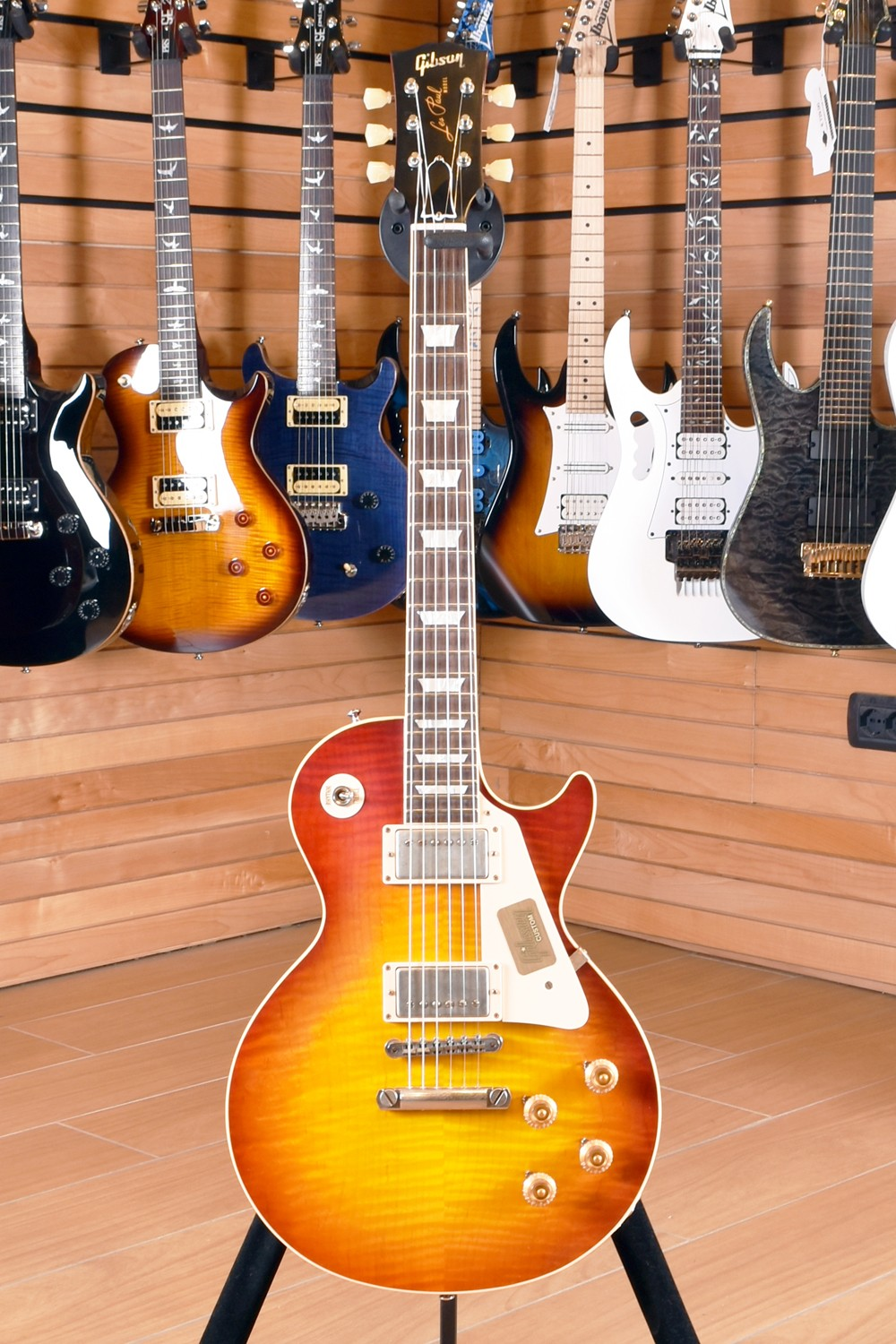 Gibson Custom Standard Historic 1958 Les Paul VOS Washed Cherry