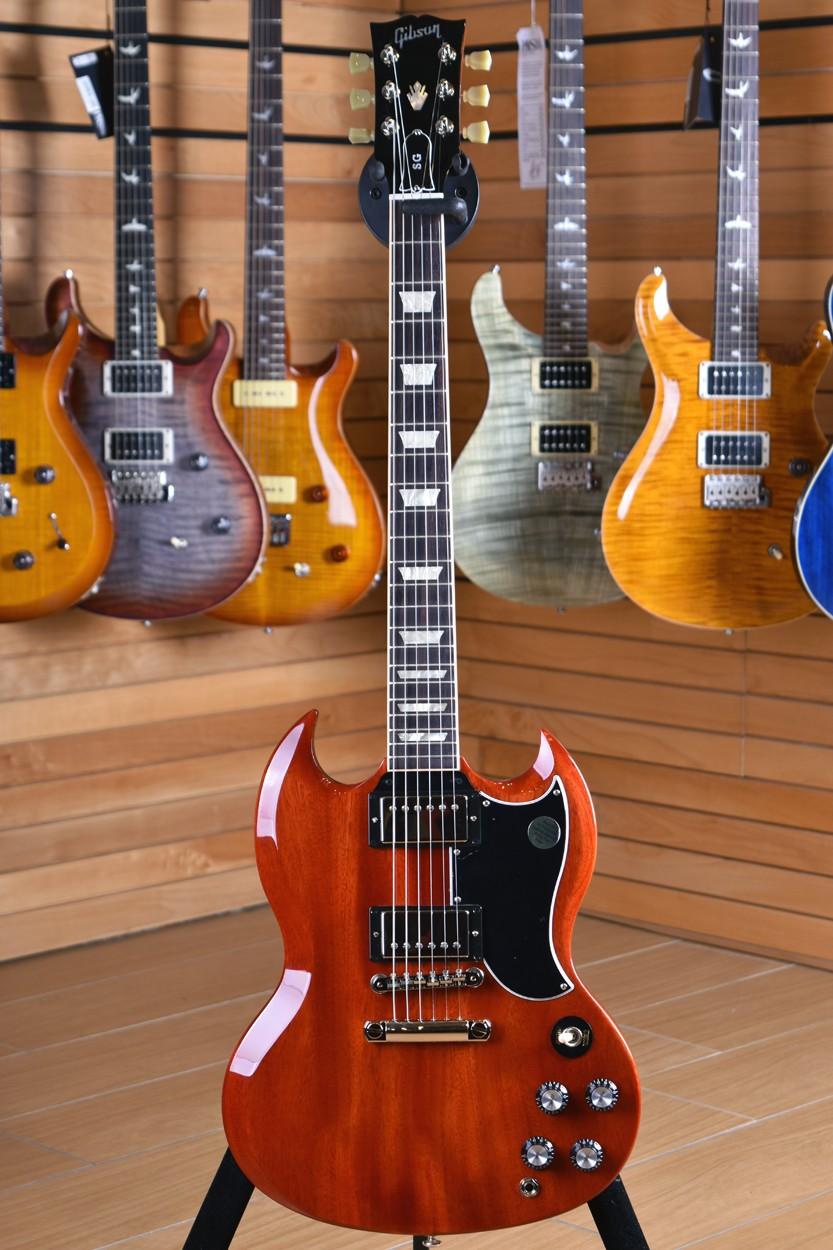 Gibson Sg Standard 61 Reissue 2019 Heritage Cherry