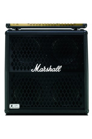 Marshall 1960A-DM DAVE MUSTAINE Signature Series 280W 4x12 Switchable Stereo Cab. angolata