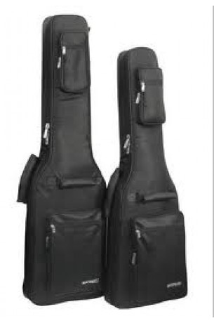 Rockbag RB20567B Artificial Leather Chitarra Elettrica Hollow Body