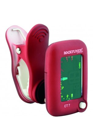 RTCT7RED Auto Chromatic Clamp Tuner