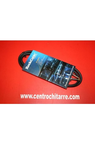 Rockcable RCL30400 D8 Cavo Speaker 1,5m