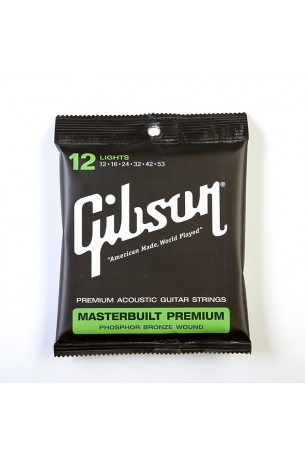 Gibson SAG MB12 Masterbuilt Premium