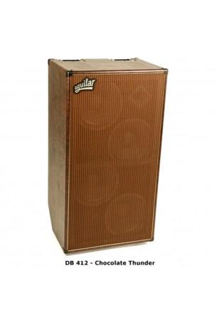 DB 412 - 4 ohm - chocolate thunder
