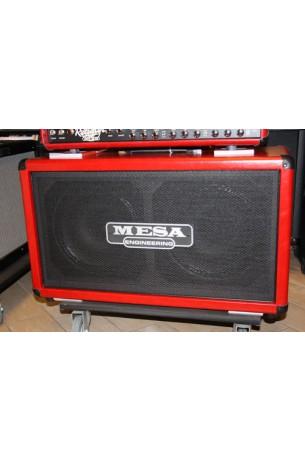 Mesa Boogie Rectifier 2x12 Orizzontale Antik Red