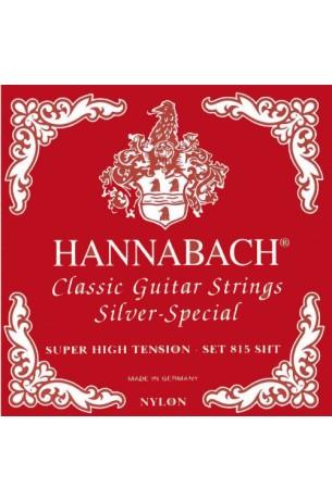 Hannabach Set 815 Super High Tension