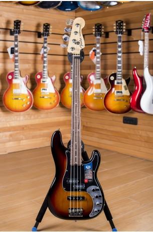Fender American Elite Precision Bass Rosewood Fingerboard 3 Color Sunburst