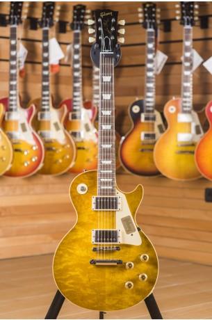 Gibson Custom True Historic 1958 Les Paul Vintage Lemon Burst