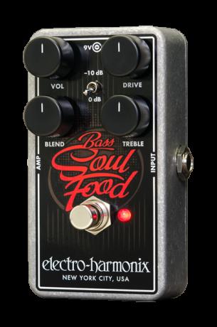 Electro Harmonix Soul Food Bass