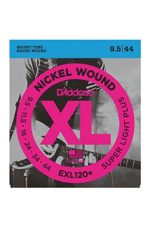 D'Addario EXL120+ 0095/044