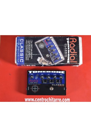 Radial Tonebone Classic Tube Distortion / Overdrive