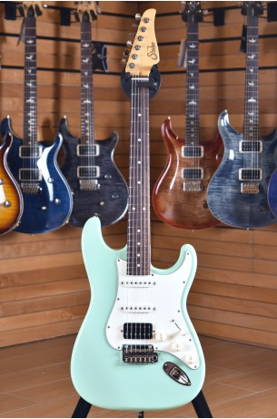 Suhr Classic Pro HSS Rosewood Fingerboard Surf Green