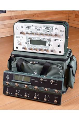 Kemper Profiler Head White + Remote Bundle + Profiler Bag