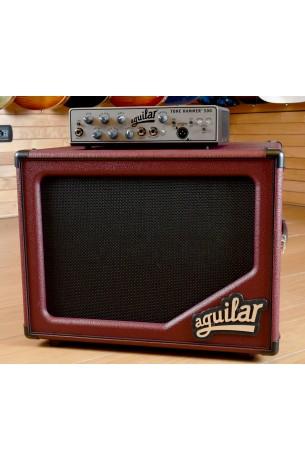 "Aguilar Tone Hammer 500 Head + Aguilar SL-112 ""Bass Cabernet"" 2015 Limited Edition Stack"