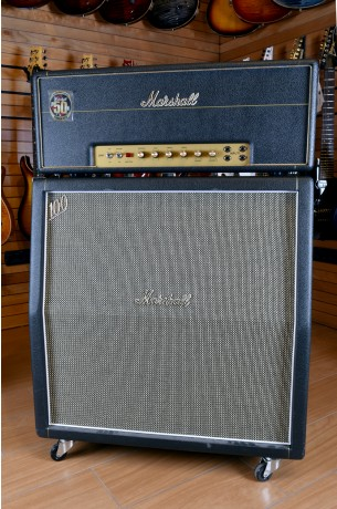 Marshall 1959HW 50Th Anniversary + 1960AHW Stack Handwired