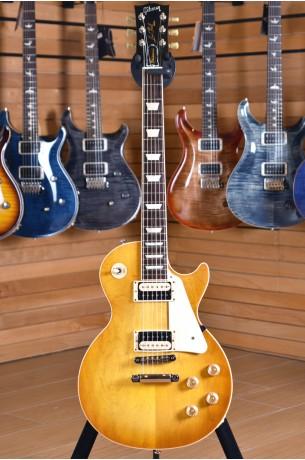 Gibson Les Paul Classic Plain Top 2016 Honey Burst