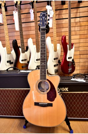 Fender PM-3 Deluxe Parlor Natural