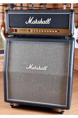 Marshall JCM 900 + 1960AX Stack