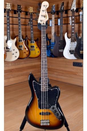 Squier (by Fender) Vintage Jaguar Bass 3 Color Sunburst