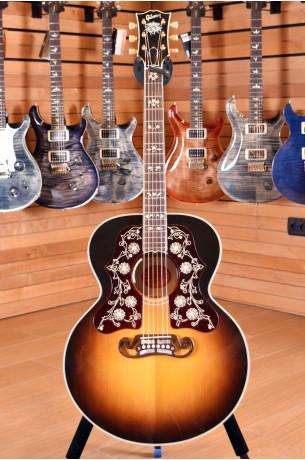 Gibson Custom Bob Dylan SJ-200 Player's Edition Vintage Sunburst 2016
