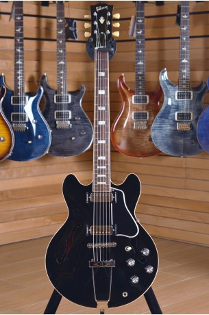 Gibson Memphis ES-390 Plain Ebony