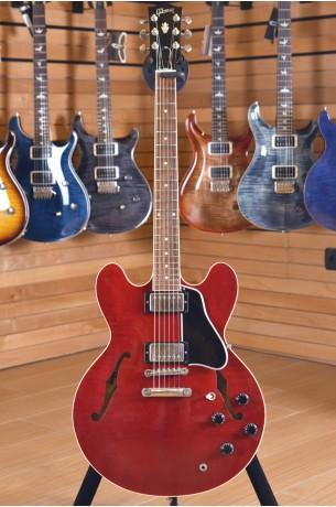 Gibson Memphis ES-335 Plain Cherry (anno 2001)