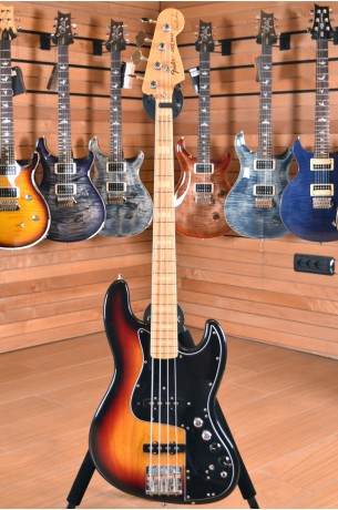 Fender Jazz Bass Marcus Miller Sunburst Made in Japan