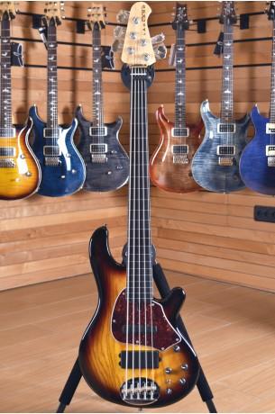 Lakland Skyline 55-02 Fretless Rosewood Fingerboard 3 Tone Sunburst