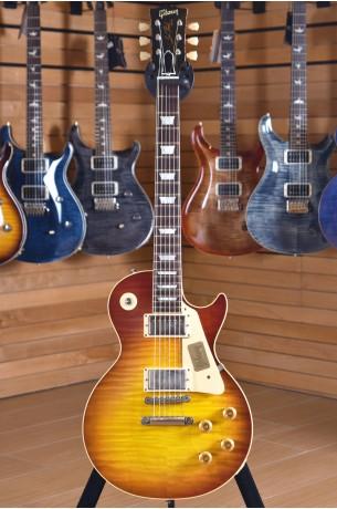 "Gibson Custom Shop Collector's Choice #39 Andrew Raymond 1959 Les Paul ""Minnesota Burst"" serial number 052"