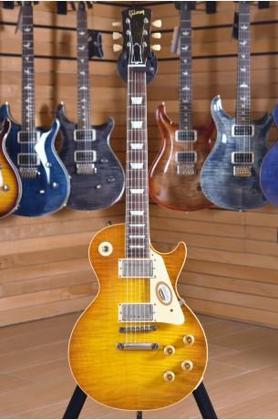 """Gibson Custom Shop Collector's Choice #46 1959 Les Paul """"Kathryn"""" Bradoka Burst serial number 045"""