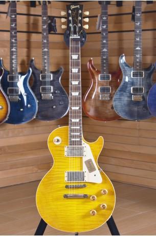Gibson Custom Standard Historic 1958 Les Paul VOS Lemon Burst