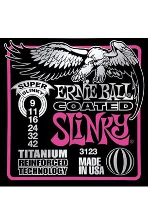Ernie Ball 3123 Coated Slinky