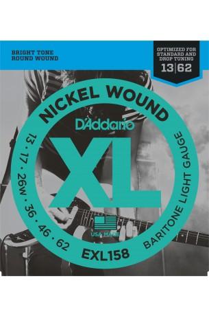 D'Addario EXL158 013/062