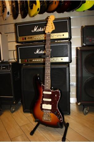 Fender Pawn Shop Bass VI 3 Tone Sunburst