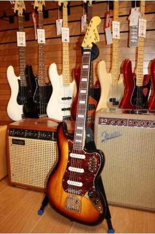 Squier (by Fender) Vintage Modified VI Bass 3 Color Sunburst