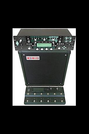 Kemper Profiler Rack + Remote Bundle + RED SOUND RS-LG12 Active Bundle
