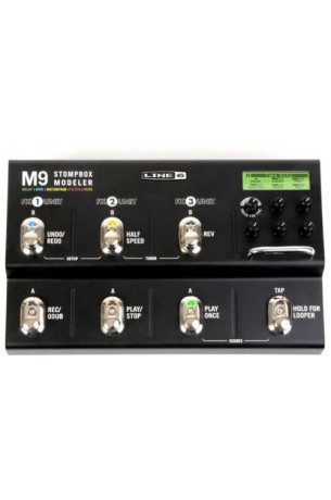 Line6 M9 Stompbox